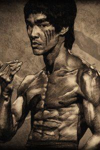 Bruce Lee, philosopher and butt kicker